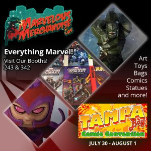 Tampa Bay Comic Convention